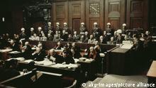 Deutschland | Nürnberger Prozesse | Militärtribunal