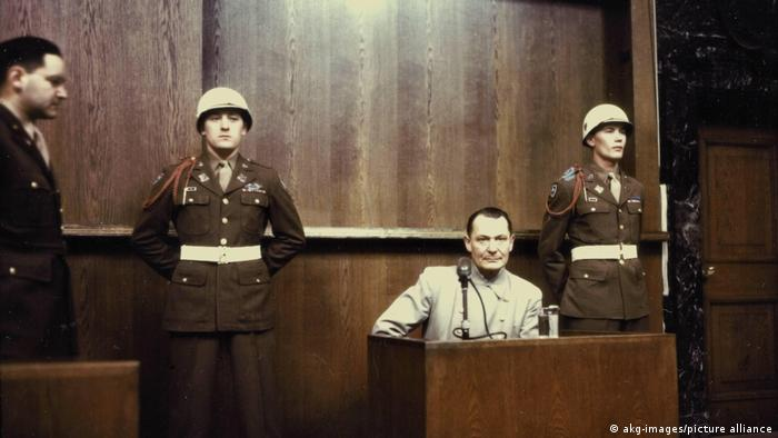 Deutschland | Nürnberger Prozesse | Göring im Zeugenstand
