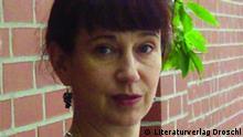 Die Autorin Olga Martynova
