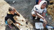 Äthiopien Konflikt Tigray | Grenzstadt Sudan al-Fashqa, Flüchtlinge