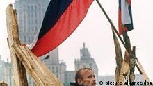 Sowjetunion Russland Putschversuch gegen Gorbatschow 1991 gescheitert