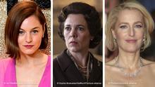 TV-Serie The Crown - 4. Staffel | Bildkombo - Emma Corrin, Olivia Colman und Gillian Anderson