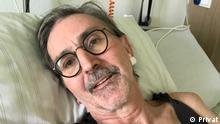 Corona-Patient Peter Schmidtgen