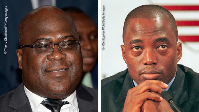 Tshisekedi e Kabila: Problemas entre parceiros do governo de coligação na RDC agudizam-se