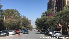 12.11.2020 Mekelle, Provinzhauptstadt der umkämpften Region Tigray / Äthiopien, via Ludger Schadomsky