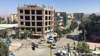 Äthiopien Mekelle   Provinzhauptstadt   Region Tigray