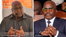 Bildkombo I Félix Tshisekedi und Joseph Kabila