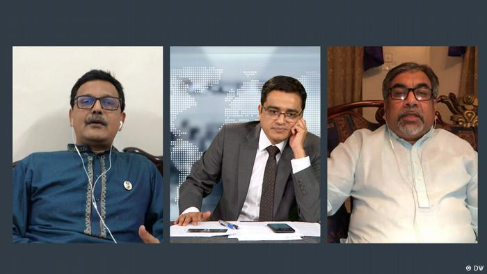 Bangladesch | Talkshow | Khaled Muhiuddin
