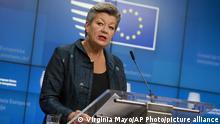 Belgien Brüssel | Anti-Terror-Kampf | Ylva Johansson