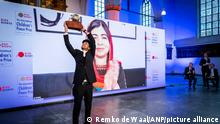 Den Haag | Malala Yousafzai überreicht den Internationalen Kinderfriedenspreis
