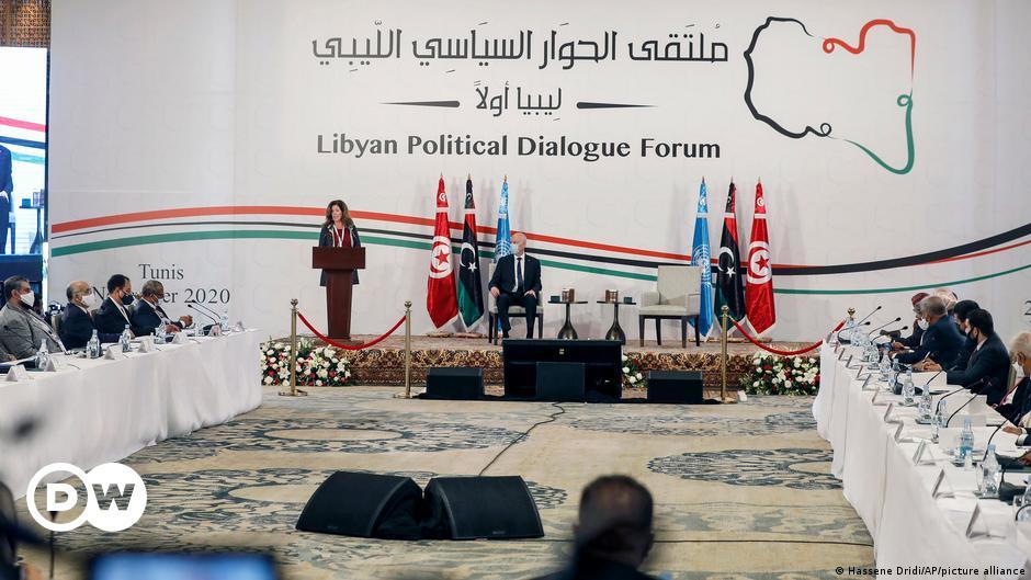 Libya'da seçim süreci başladı