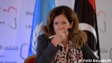 BM Libya Özel Temsilcisi Stephanie Williams