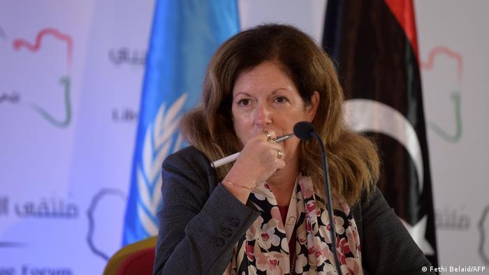 BM Özel Temsilcisi Stephanie Williams