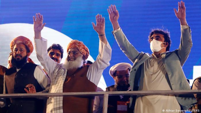 Wahlen in Pakistan I Bilawal Bhutto Zardari