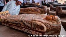 Ägypten I Archäologische Funde in Sakkara