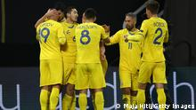 UEFA Nations League - Germany v Ukraine | Tor: 0- 1 | Jubel