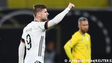 UEFA Nations League | Deutschland vs. Ukraine | 3. TOR Deutschland