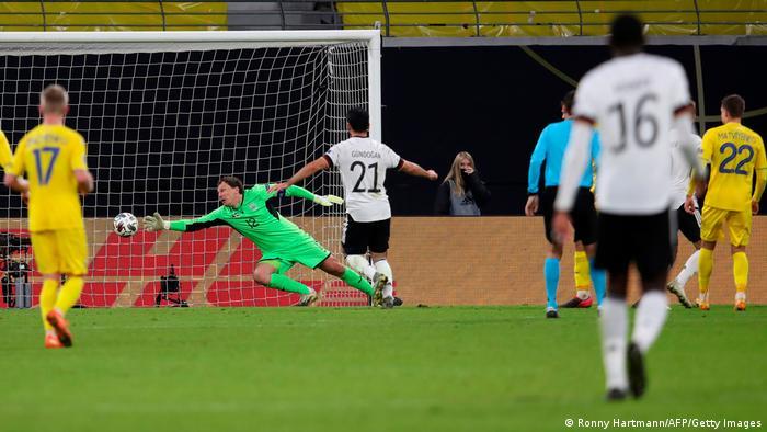 UEFA Nations League   Deutschland vs. Ukraine   3. TOR Deutschland