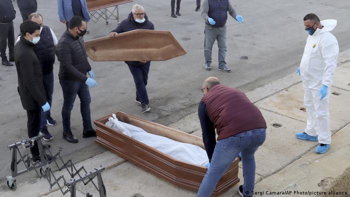 Від COVID-19 в Європі кожні 17 секунд помирає одна людина