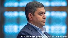 Armenine Jerewan 2018 |Artur Vanetsyan, ehemaliger Chef des Geheimdienstes NSS