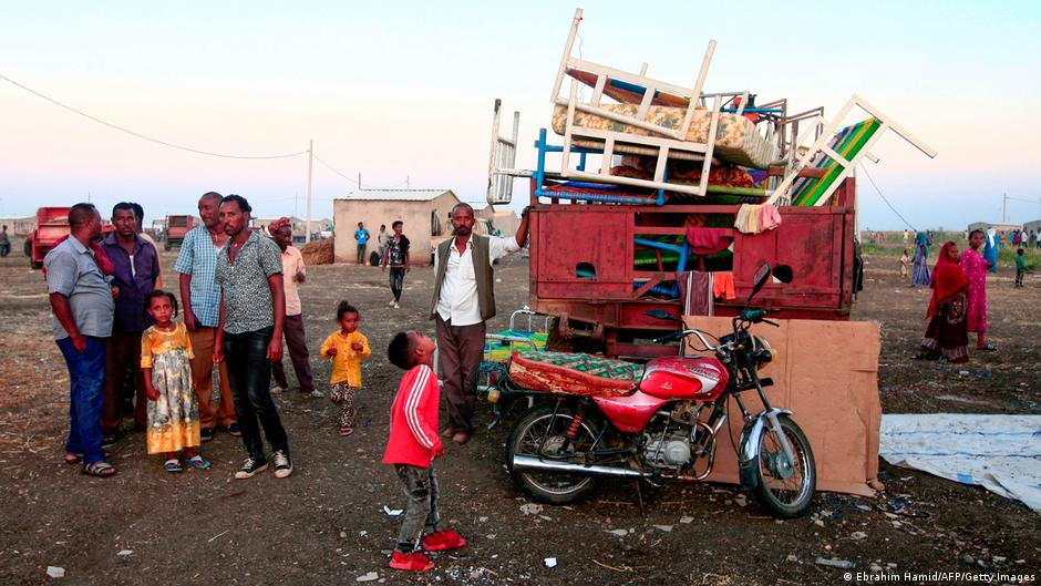 Ethiopia's spiraling conflict threatens regional stability