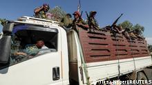 Äthiopien Konflikt Tigray | Milizen der Amhara-Region