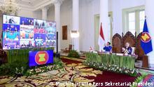 Indonesien Bogor | Joko Widodo unterschreibt Handelsabkommen