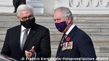 Deutschland Berlin | Empfang von Prinz Charles und Herzogin Camilla beim Bundespräsidenten