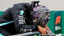 Formel 1 | Der große Preis der Türkei in Istanbul - Lewis Hamilton