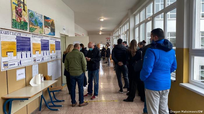 Kommunalwahl in Bosnien und Herzegowina