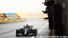 2020 Formula 1 sezonunun İstanbul ayağını İngiliz pilot Lewis Hamilton kazanmıştı