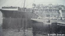 Russland Krim Transportschiff Saratov 1920