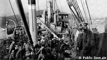 Russland | Russische Soldaten verlassen Krim | November 1920