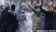 Belarus I Proteste in Minsk