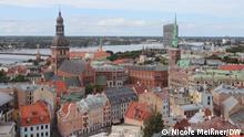 Lettland I Altstadt von Riga