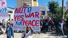 Äthiopien Konflikt Tigray | Proteste