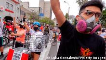 Peru I Proteste gegen die Regierung