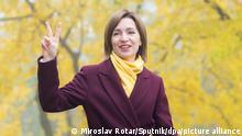 Moldau | Präsidentschaftswahlen Stichwahl Maia Sandu