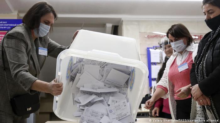 Moldau | Auszählung Präsidentschaftswahlen Stichwahl