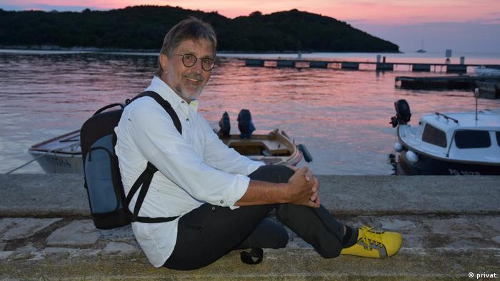 Peter Schmidtgen spune că a fost întotdeauna un om activ