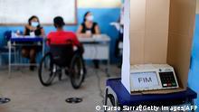 Brasilien Kommunalwahlen 2020 Igarape Miri | Wahlautomat
