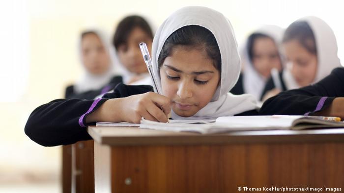 Afghanistan Mädchenschule Soria High School in Kabul