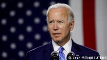El vencedor de las elecciones de Estados Unidos, el Demócrata Joe Biden.
