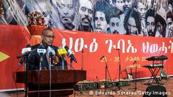 Äthiopien Tigray Debretsion Gebremichael