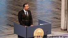 Äthiopien Abiy Ahmed Ali Premierminister