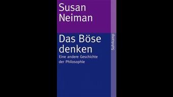 Buchcover Susan Neiman Das Böse denken