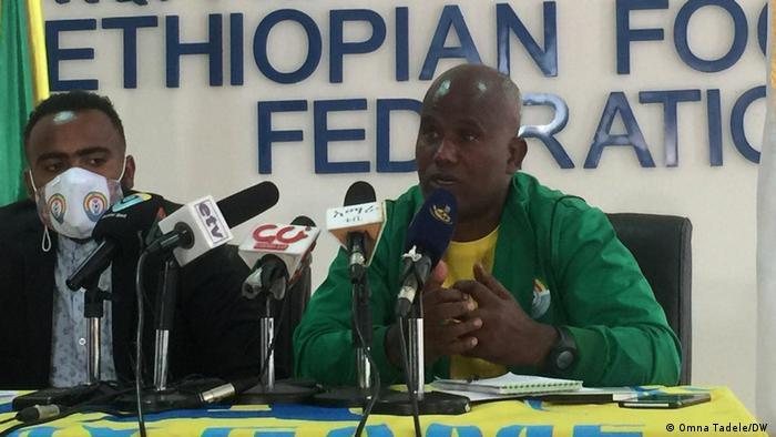 Äthiopien PK Äthiopischer Fußballverband   Wubetu Abate