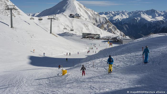 Österreich Ischgl | Wintersportzentrum | Silvretta Arena