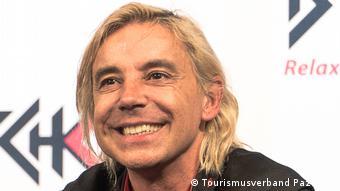 Portrait photo of Andreas Steibl, head of the tourism federation Paznaun-Ischgl, Austria