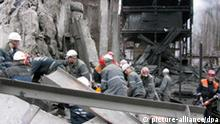 Grubenunglück in Sibirien Raspadskaya